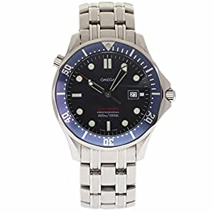 Omega Seamaster swiss-quartz mens Watch 2221.8 (Certified Pre-owned)
