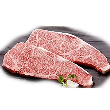 81e4aa7d8331 Authentic Japanese Wagyu Beef Kobe Beef Strip Steaks 20 lbs -A5 ...