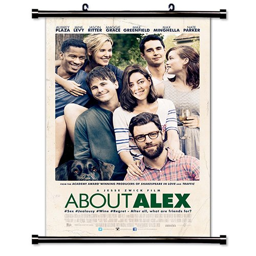 About Alex Movie Fabric Wall Scroll Poster (32x47) Inches