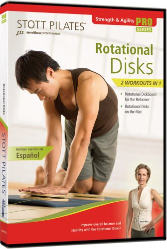 Stott Pilates: Rotational Disks (DVD)