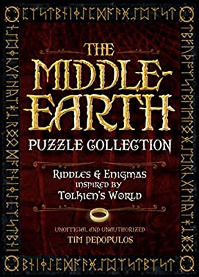The Middle-earth Puzzle Collection: Riddles & Enigmas Inspired by Tolkien's World