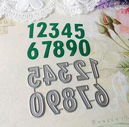 Scrapbooking dies de decoupe Cutting Dies pochoirs Matrices de d/écoupe Bricolage Album papier carte Craft Lamour Bow