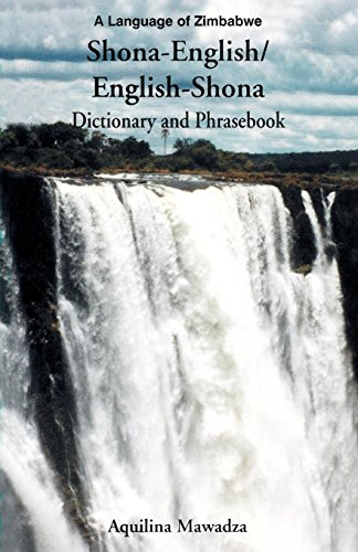 Shona-English/English-Shona Dictionary and Phrasebook (Dictionary and Phrasebooks)