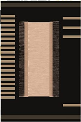 CSQ Rug, Bedroom Cloakroom Living Room Dining Room Hall Stairs Carpet Floor  Mat Designer Anti