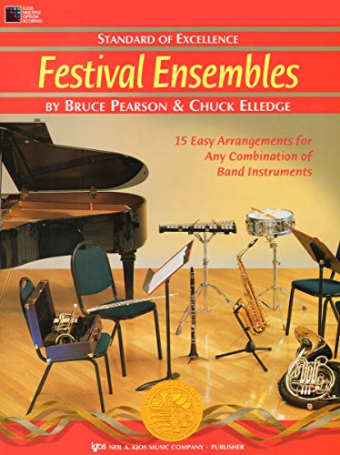 - W27BC - Standard of Excellence - Festival Ensembles - Bassoon/Trombone/Baritone B.C.