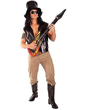 Disfraz de Slash: Amazon.es: Juguetes y juegos