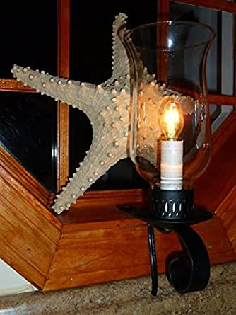 Amazon Com Electric Windle Wrought Iron Window Candle