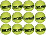 12 Tuff Balls – Industrial Strength Dog Toys – Junior/Small Size For Sale