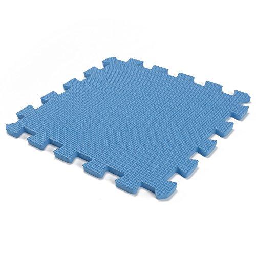 Interlocking foam mats thick eva exercise flooring