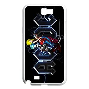 AC/DC-ACDC Black Ice ROCK BAND MUSIC SERISE PROTECTIVE CASES For Samsung Galaxy Note 2 Case LHSB9669763