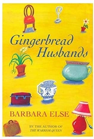book cover of Gingerbread Husbands