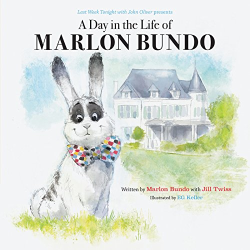 Last Week Tonight with John Oliver Presents a Day in the Life of Marlon Bundo cover