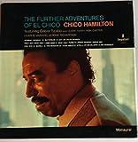 Chico Hamilton, The Further Adventures of El Chico, Vinyl Lp 1966 Impulse AS-9114 Stereo Gabor Szabo Rare