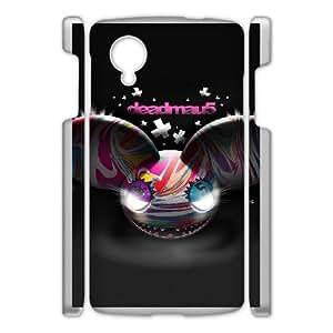 Google Nexus 5 Phone Case for Deadmau5 pattern design