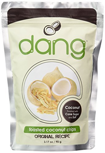 Dang Toasted Coconut Chips, 3.17 Ounce (Pack of 2) (They Re Made Of Meat Short Story)
