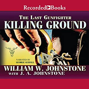 Killing Ground Audiobook