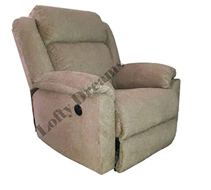 Pleasant Lofty Dreams Recliner Chair For Relax Motorized Single Pabps2019 Chair Design Images Pabps2019Com