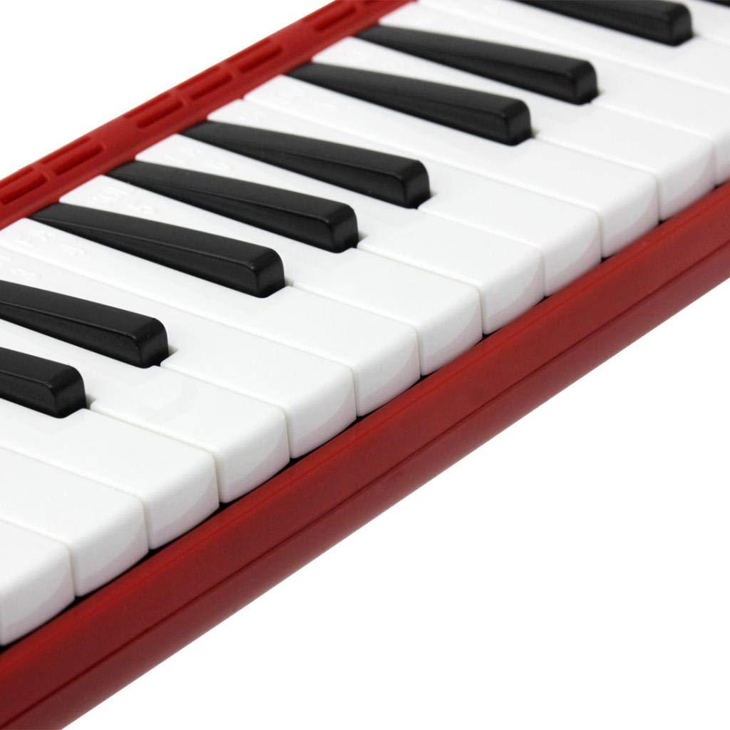 Almencla 37 Key Keyboard Harmonica With Professional Bag Musical Instrument - Red, 48 x 11 x 4.5cm by Almencla (Image #6)