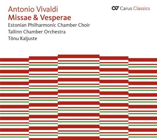 (Vivaldi: Missae & Vesperae (Carus Classics Series))