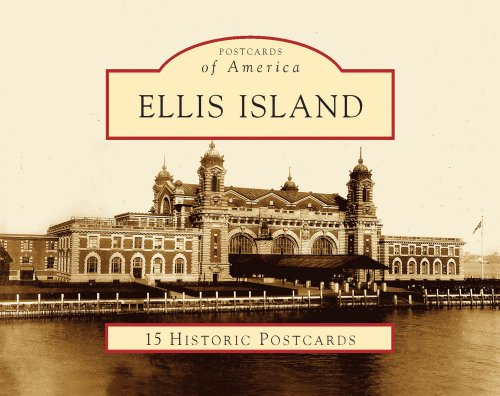 Ellis Island (Postcards of America: New York/New Jersey) (Postcard Island)
