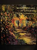 Front cover for the book Monet's Years at Giverny: Beyond Impressionism by Daniel Wildenstein