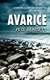 img - for AVARICE: Gripping Scottish detective crime fiction book / textbook / text book