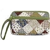 Fair Trade Kompakt, Gepolstert Schmink Tasche / Tasche