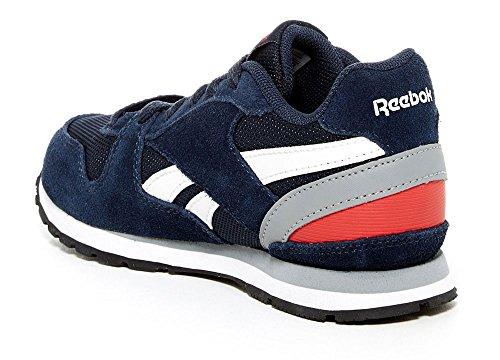 Reebok - Zapatillas de deporte para niño azul azul