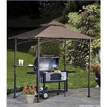 Amazon Com Abba Patio 9 X 5 Outdoor Backyard Bbq Grill