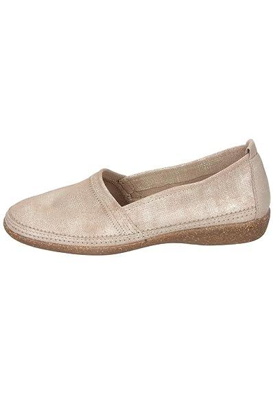 Comfortabel Damen-Slipper Rosa 942029-42, Grösse 37