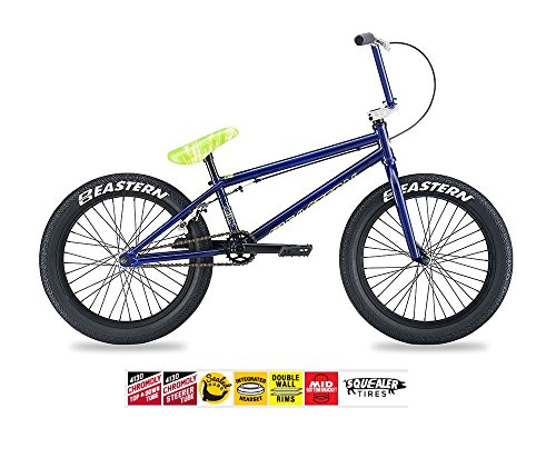 EASTERN TRAILDIGGER BMX BIKE 2017 BICYCLE PURPLE