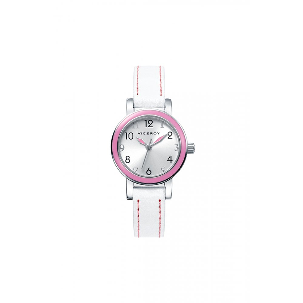 Viceroy Sweet 40886-05 White Girl Watch