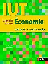 Economie : GEA et TC 1re et 2e années