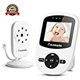 "Video Baby Monitor 2.4"" LCD Display with Night Vision..."