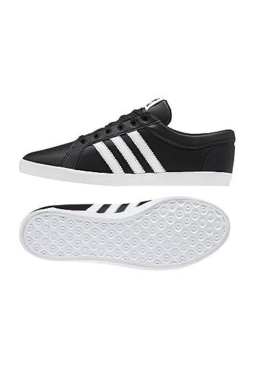 adidas Originals Adria Ps, Sneakers Basses femme - noir - Schwarz, 42 EU e6e15c665f3c
