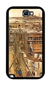 Carpenter's Workshop (van Gogh) - For Ipod Touch 4 Case Cover