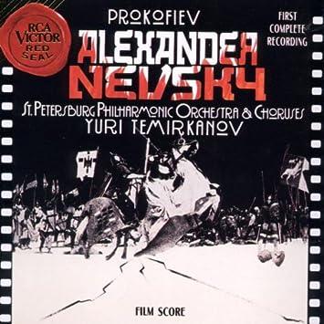 alexander nevsky soundtrack