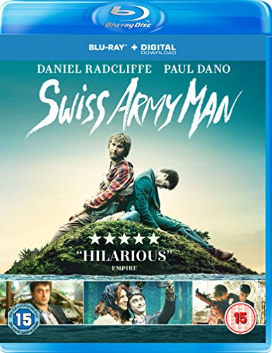Swiss Army Man [Blu-ray] [2017]
