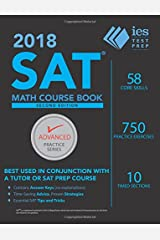 2018 SAT Math Course Book (Advanced Practice Series) Paperback