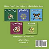 Birds: An Adult Coloring Book: Over 30 Fun Stress