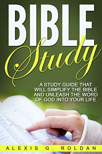 Bible Study Guide Simplify Unleash ebook product image