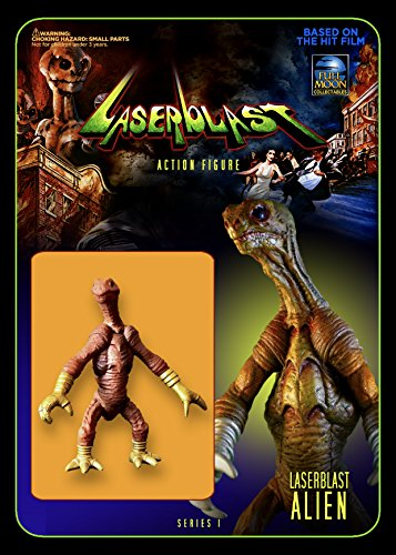 Full Moon Laserblast Alien Action Figure ()