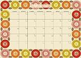 Carnivalé Monthly Dry-erase Calendar Decal
