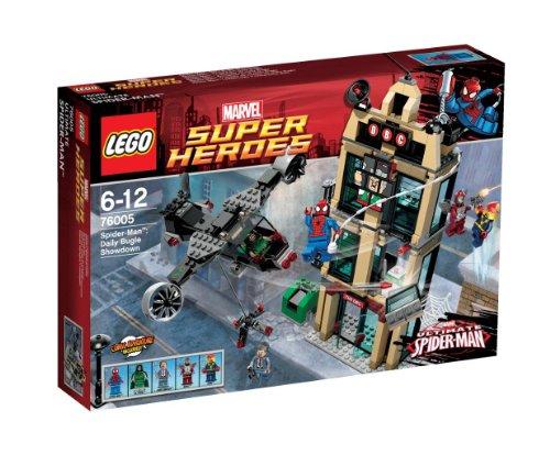 Japan Bugle (LEGO Super Heroes Spiderman Daily Bugle Showdown)