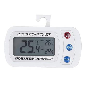 Compra Vosarea Termómetro Digital para frigorífico, para ...