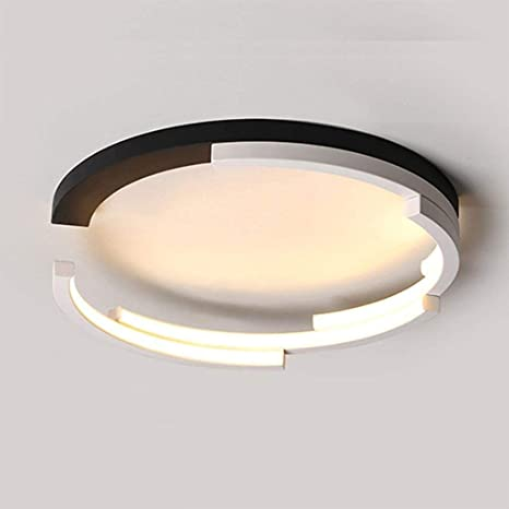 Led Modern Iron Acrylic Ring Minimalism Led Lamp.led Light.ceiling Lights.led Ceiling Light Lights & Lighting Ceiling Lamp For Bedroom