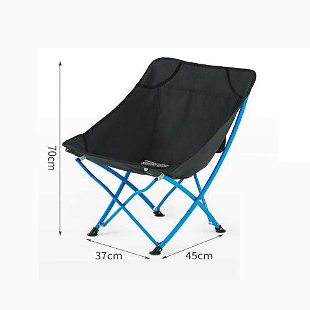WJP Sillas Plegables for Exteriores, sillas de Camping, Silla de ...