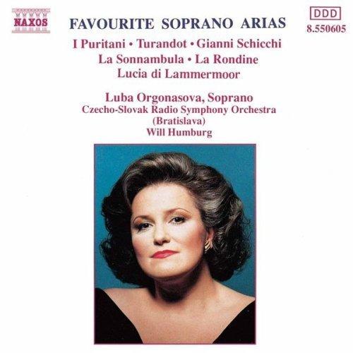 Favourite Soprano 25% OFF Naxos Arias Fees free!!