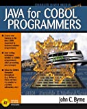 img - for Java for Cobol Programmers by John C. Byrne (2000-02-01) book / textbook / text book
