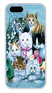 For HTC One M9 Phone Case Cover Kitty Overalls PC Hard Plastic For HTC One M9 Phone Case Cover Whtie